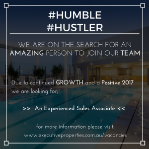 Humble Hustler Sales Associate Job Perth