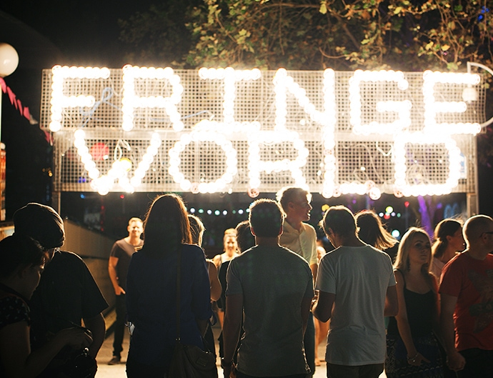 Fringe World Festival Perth