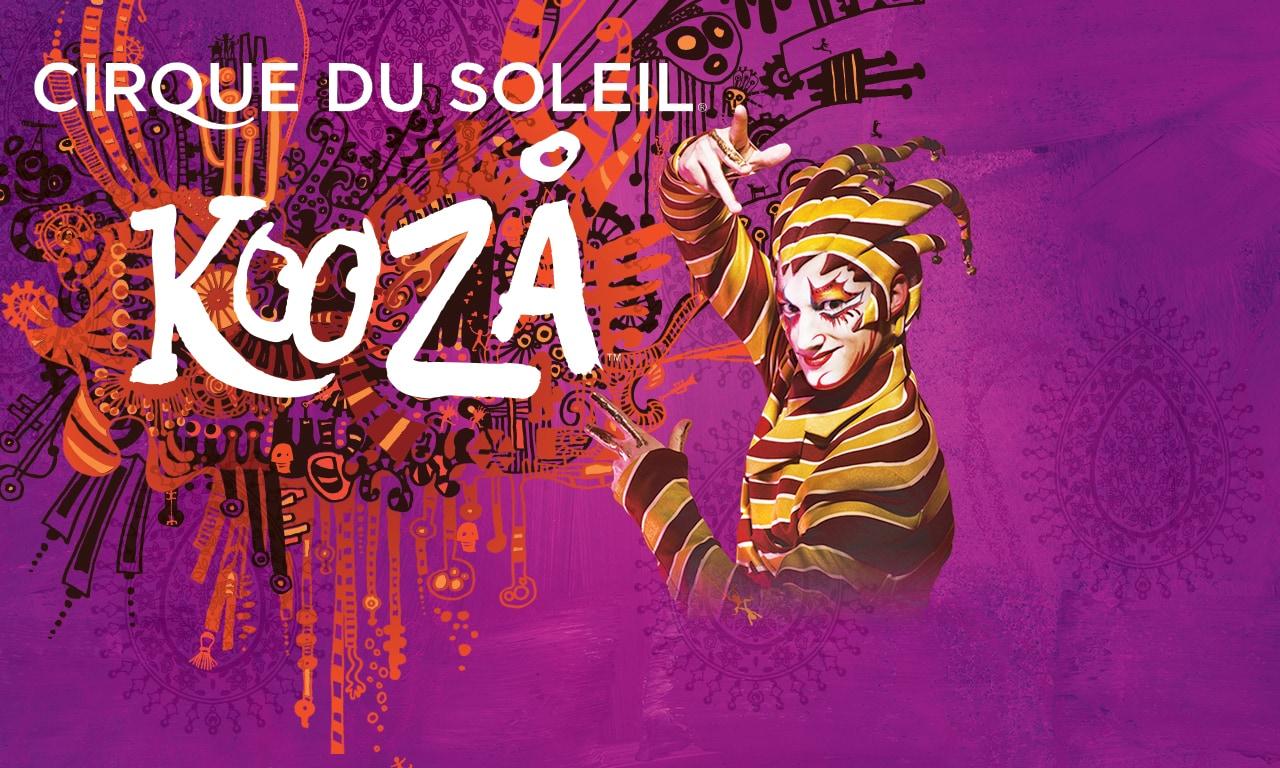 Kooza – Cirque Du Soleils Acrobatic Extraordinaire comes to Perth!