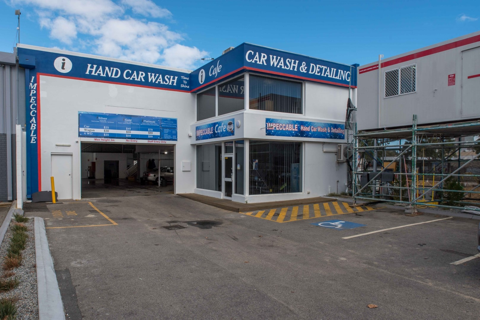 Impeccable Car Wash – East Perth