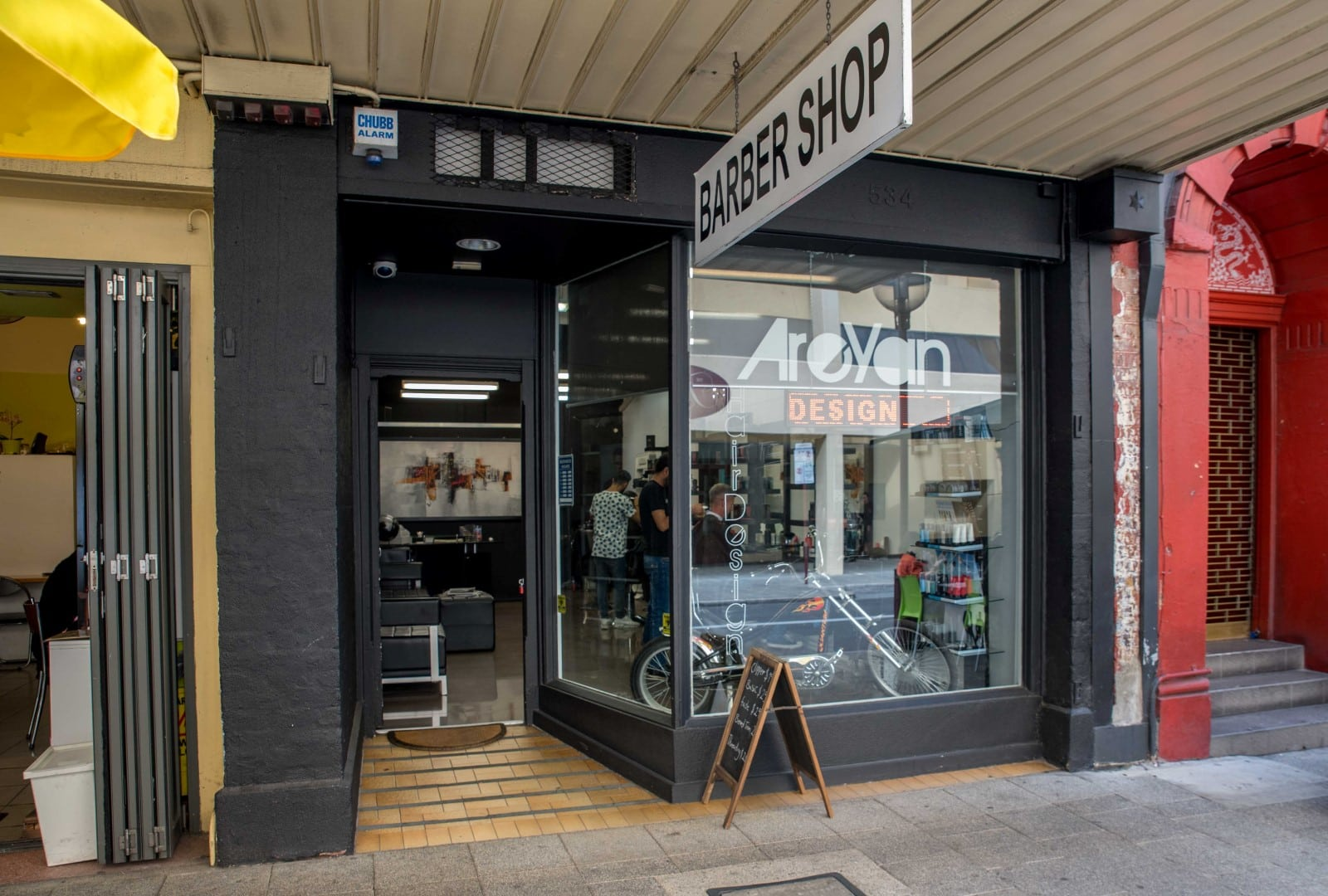 Areyan Hair Design – 534 Hay Street – Opposite the Kings Hotel