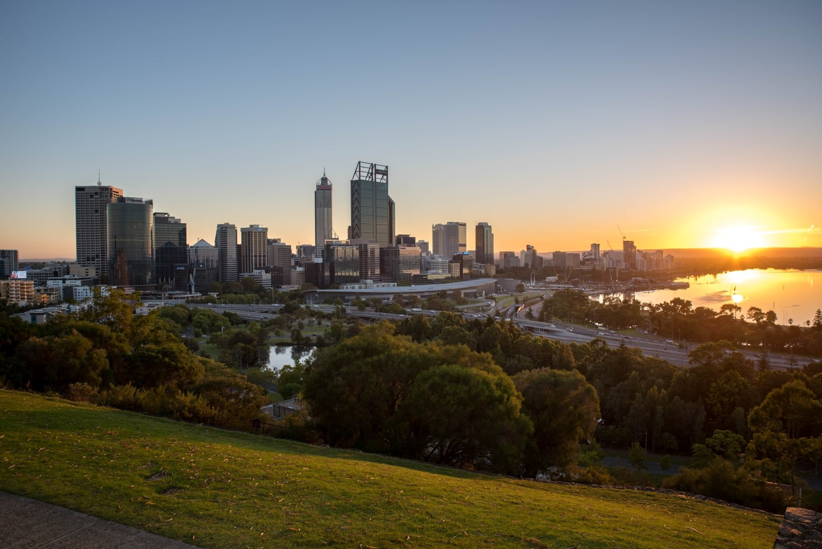 Perth's economic transition!