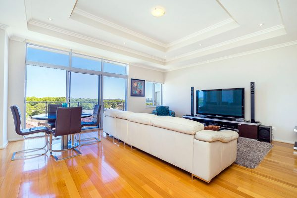 Penthouse Level, Luxury Apartment For Sale Applecross