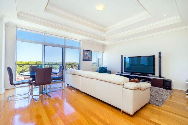 Penthouse Level, Luxury Apartment For Sale Applecross