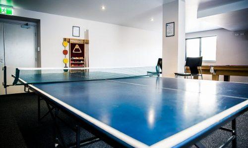 Royal Apartments Games Room
