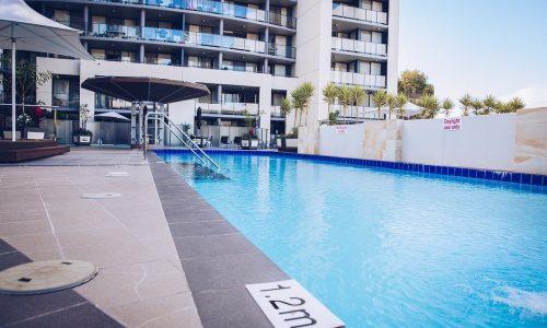 Royal Apartments Pool